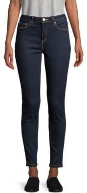 MICHAEL Michael Kors High-Rise Slim Skinny Jeans
