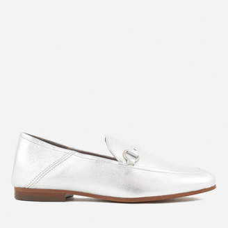 Hudson London Women's Arianna Leather Loafers