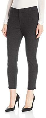 NYDJ Women's Petite Size Betty Ankle Pants in Ponte Knit