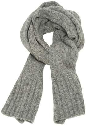 Paule Ka Grey Wool Scarves