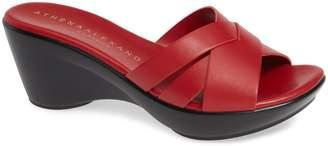 Athena Alexander Riser Wedge Slide Sandal
