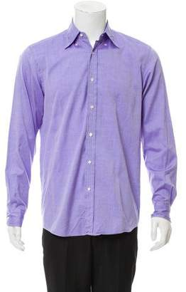 Ralph Lauren Purple Label Casual Button-Up Shirt