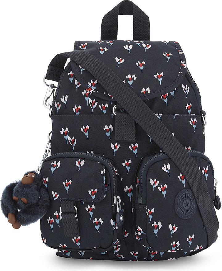 KiplingKipling Firefly mini nylon backpack