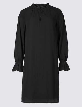 Marks and Spencer Long Sleeve Shift Dress
