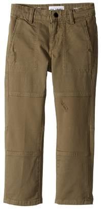 DL1961 Kids Hawke Utility Skinny in Regime Boy's Casual Pants