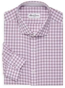 Robert Graham Mimo Checkered Dress Shirt