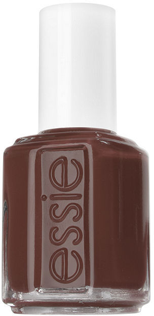 Essie nail colour Polish, Chocolate Cakes 0.5 fl oz  selected color: Chocolate Cakes selected size: 0.5 fl oz Everyday Free Shipping This item must be shipped via ground transportation. 100% color guarantee Email A Friend Write a review