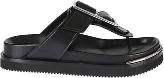 Alexander Wang Corin Flat Sandals