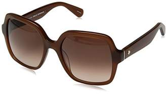 Kate Spade Women's Katelee/s Square Sunglasses