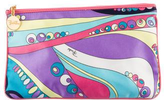 Emilio PucciEmilio Pucci Printed Cosmetic Bag