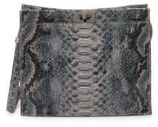 French Connection Iman Textured Crossbody Bag