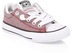 Converse Boy's Chuck Taylor Street Gym Sneakers