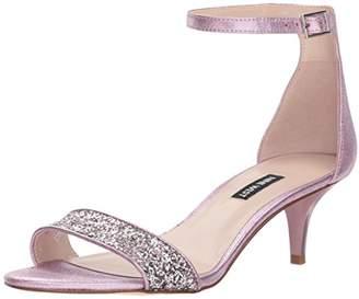 Nine West Women's Leisa Metallic Sandal