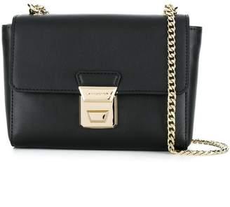 Lancaster chain strap shoulder bag