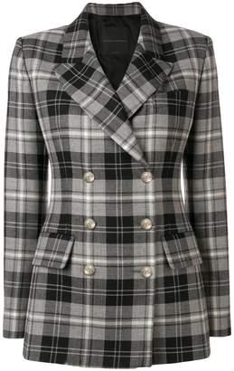 Ermanno Scervino double breasted blazer