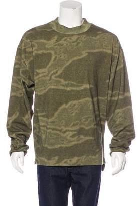 Yeezy Season 3 Camouflage Print T-Shirt