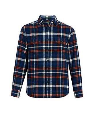 Woolrich Men's Oxbow Bend Flannel Shirt