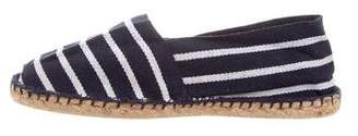 Armor Lux Striped Canvas Espadrilles