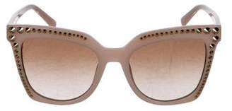 MCM Square Spiked Sunglasses