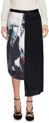 DKNY Knee length skirts - Item 35336084ME