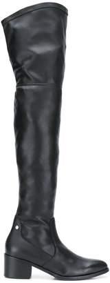 Tommy Hilfiger thigh high boots