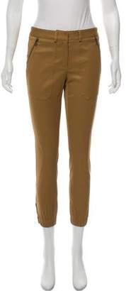 Veronica Beard Cropped Skinny Pants