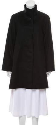 Fleurette Cashmere Short Coat