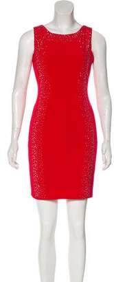Calvin Klein Embellished Mini Dress