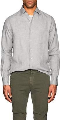 Loro Piana Men's Arizona Linen Shirt