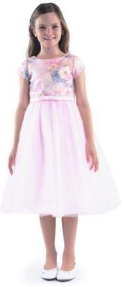 Us Angels Embellished Dress