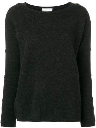 Snobby Sheep buttoned sleeve sweater