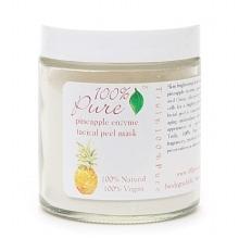 100% Pure Facial Peel Pineapple Enzyme Facial Peel