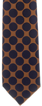 Charvet Charvet Patterned Silk Tie