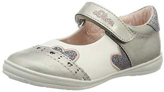 S'Oliver 32607, Girls' Mary Jane,8 Child UK (25 EU)
