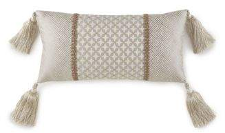 Waterford Olivette Tassel Decorative Pillow, 11 x 22