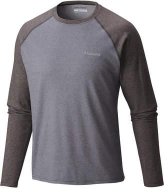 Columbia Men's Thistletown Park Performance Raglan-Sleeve T-Shirt