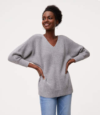 Textured Dolman Sweater $54.50 thestylecure.com