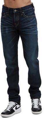 True Religion Men's Rocco Dark Tunnel Jeans