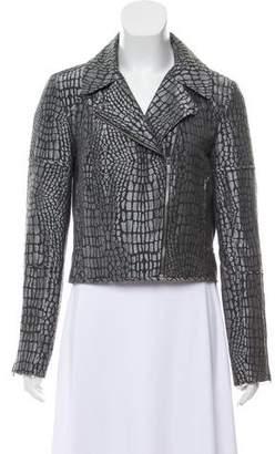 Diane von Furstenberg Angie Long Sleeve Jacket