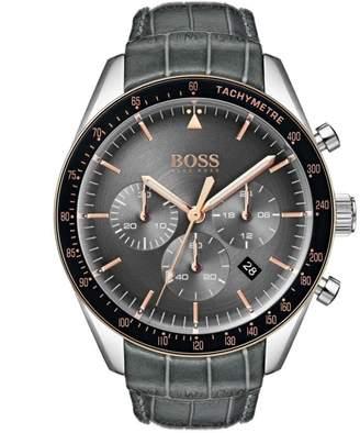 HUGO BOSS Trophy Watch Grey