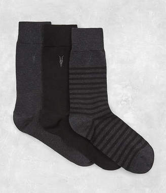 AllSaints Breton Sock Pack