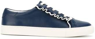 Tory Burch frill trim sneakers