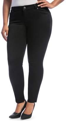 Juniors' Plus Size Crave Skinny Jeans