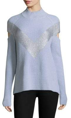 Graham Foil Sweater