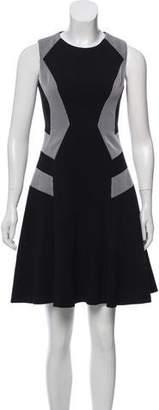 Prabal Gurung Wool Mini Dress