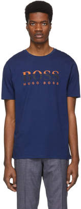 BOSS Blue Logo T-shirt
