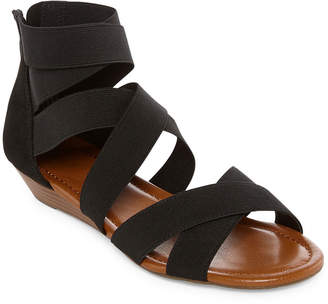 c33be24233951 A.N.A Womens Dasha Wedge Sandals