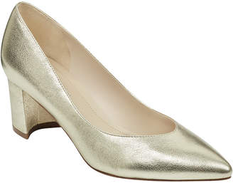 Marc Fisher Mana Leather Pump