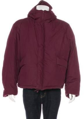 Yeezy Hooded Puffer Jacket