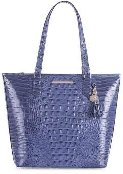 Brahmin Melbourne Asher Leather Tote Bag